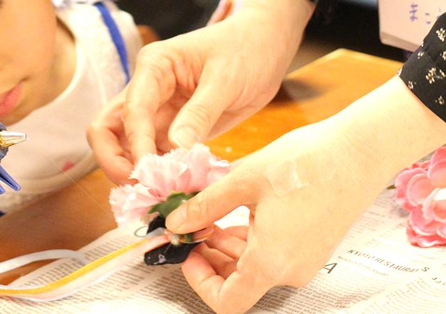合い言葉は「とにかくお花を楽しみましょう!」〜「hanatomo」代表の中谷真紅先生の想い〜